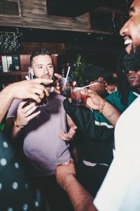 Party - für manche aufregend, für manche stressig